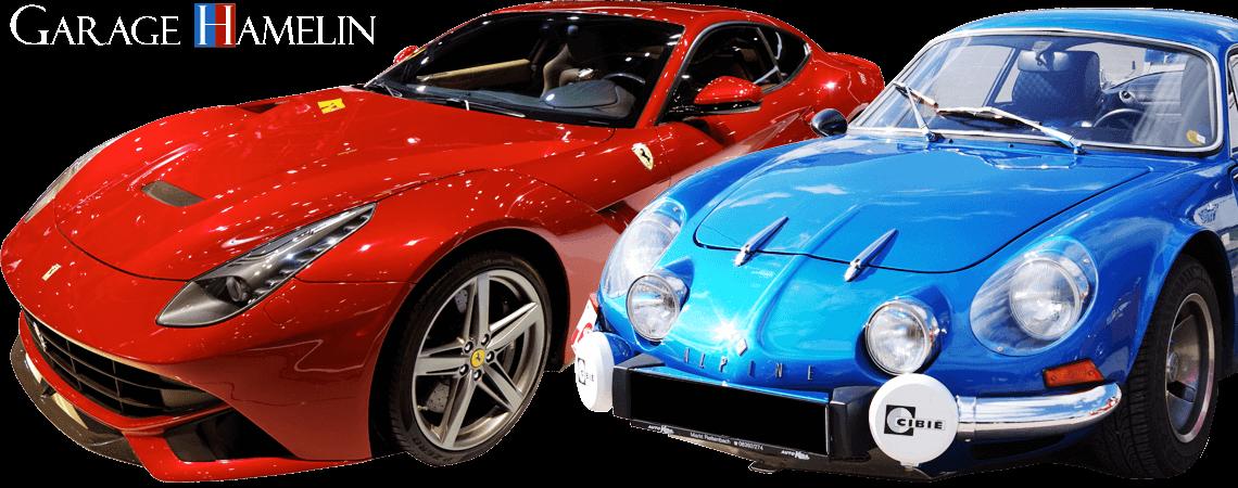 Garage Hamelin Alpine Renault Et Ferrari Accueil